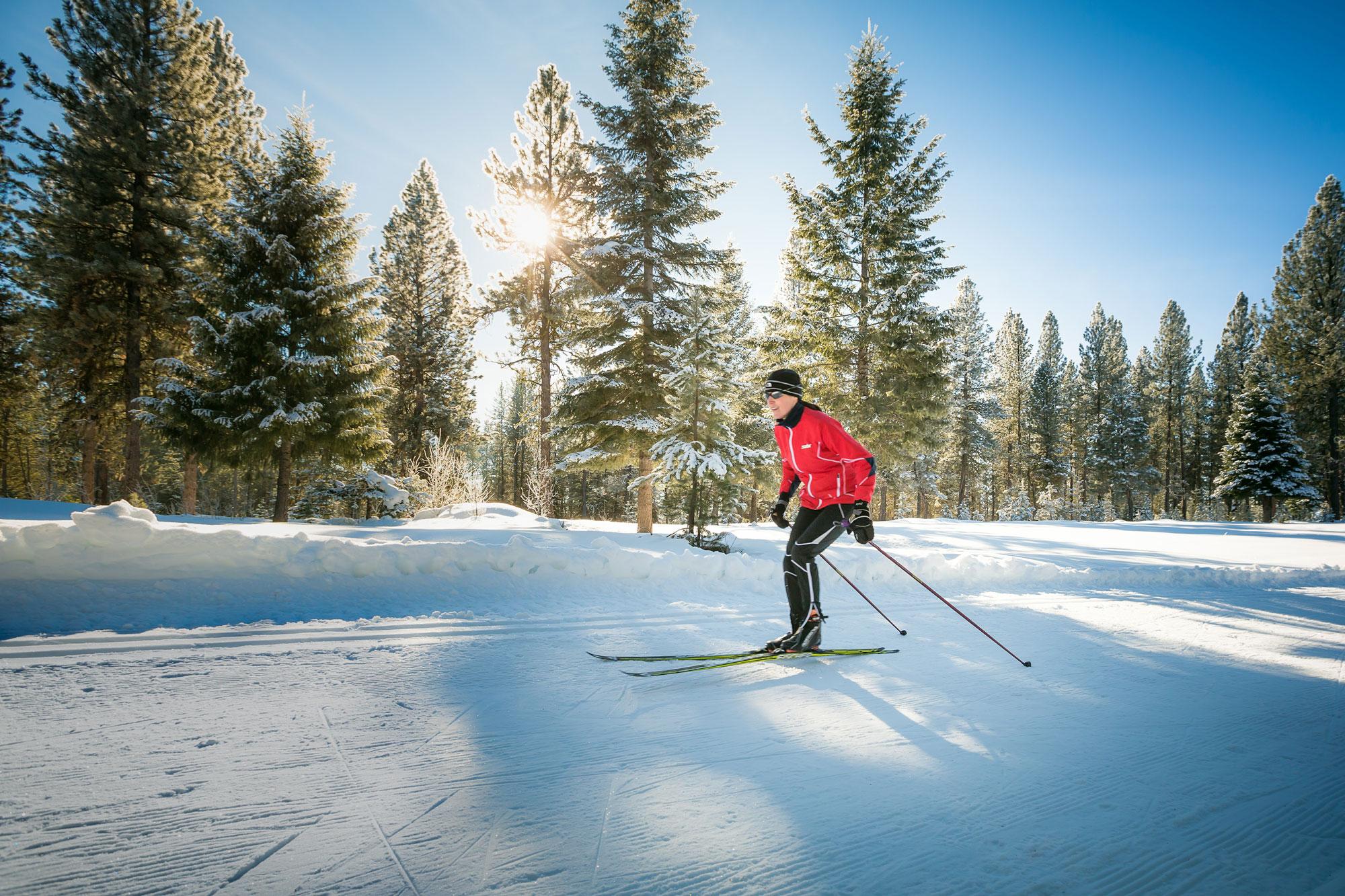 Nordic-Skiing