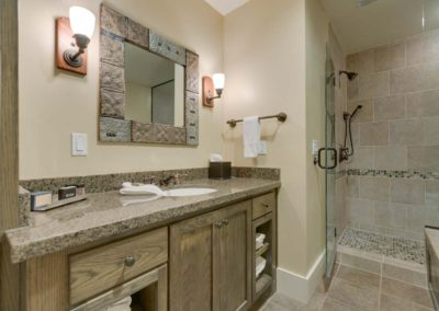 Lakeview Condo Bathroom